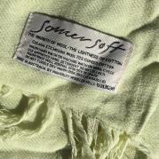 shawl label